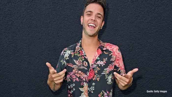 News video: Luca Hänni spricht über Liebe und Selbstfindung