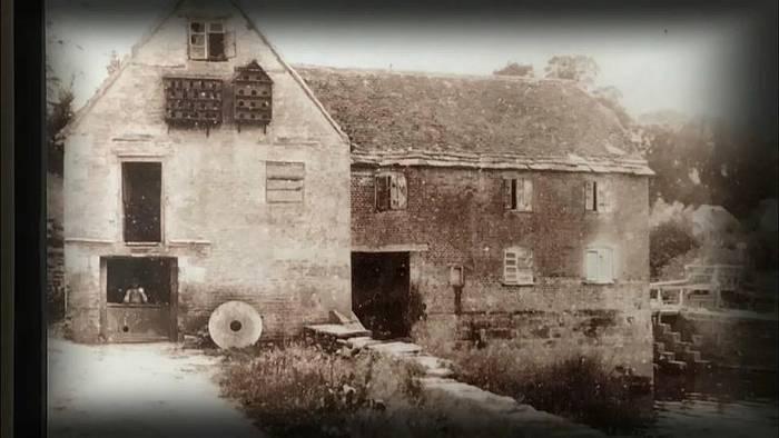 Video: Coronakrise gibt alter Mühle neues Leben