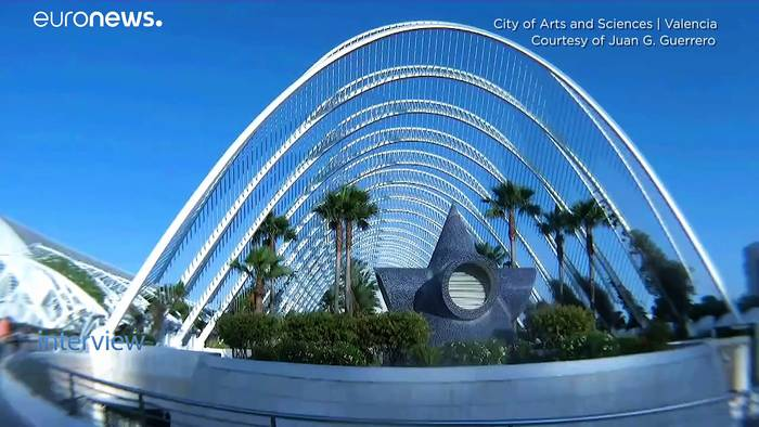Video: Santiago Calatrava: