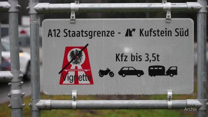 Video: Grenze Österreich-Deutschland am 15. Juni wieder geöffnet