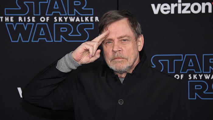 News video: Mark Hamill will nicht mehr als Luke Skywalker vor der Kamera stehen