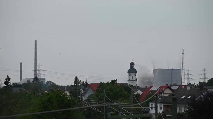 News video: Gesprengt: Philippsburger AKW-Kühltürme sind Geschichte