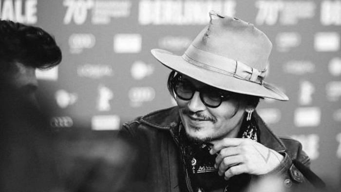 News video: Johnny Depp: Mit Prinzessin Dianas Anwalt gegen Telefon-Hacker