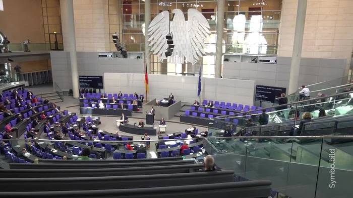 News video: Bundestag beschließt weitere umfangreiche Corona-Gesetze