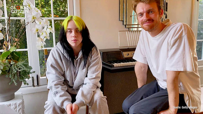 News video: Billie Eilish verschiebt komplette Tour wegen Corona