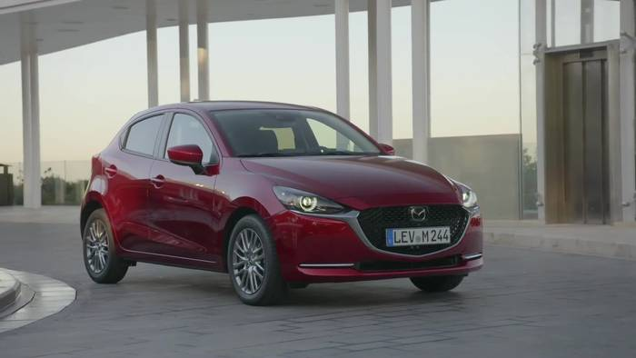 Video: Der Mazda2 2020 - Anspruchsvolles und repräsentatives Außendesign