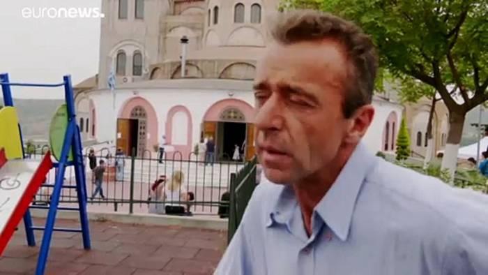 News video: Europa: Erste Gottesdienste nach der Corona-Sperre