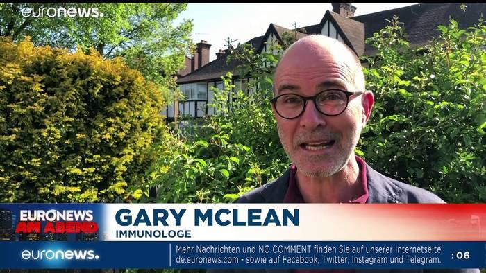 News video: Streit bei der WHO und was sonst so wichtig ist - Euronews am Abend vom 18.05.