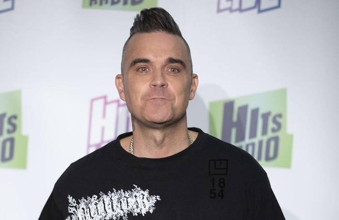 Video: Robbie Williams: Er vergleicht sich mit Jesus