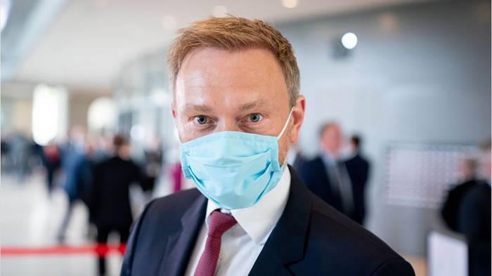 News video: FDP-Chef Christian Lindner entschuldigt sich für Umarmung