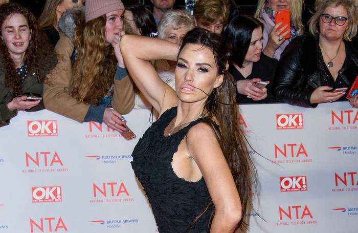 Video: Katie Price: Freiwilliger Drogentest alle paar Monate