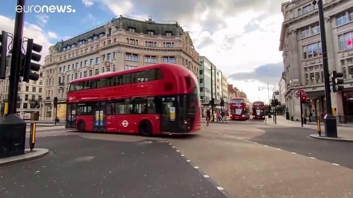 Video: Großbritannien: Arbeitslosigkeit steigt um Rekordwert