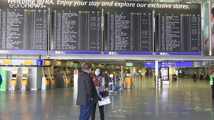 Video: Bericht: Deutsche Regierung einigt sich auf Lufthansa-Rettung
