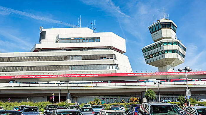 News video: Wegen Corona-Krise: Berliner Flughafen Tegel vor dem Aus