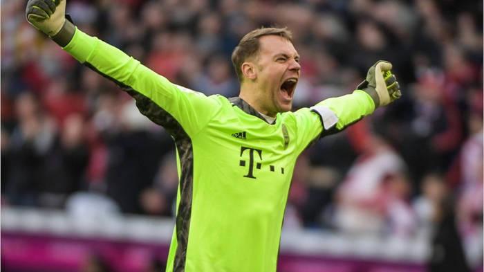 News video: FC Bayern: Manuel Neuer verlängert Vertrag bis 2023