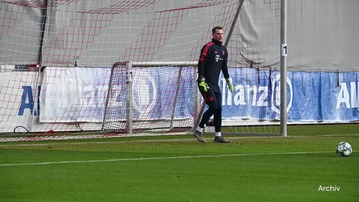 News video: FC Bayern verlängert mit Nationaltorhüter Neuer bis 2023