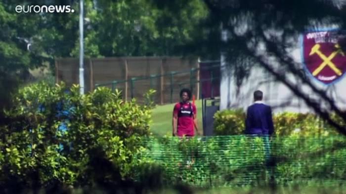 News video: Premier League: Die Angst vor dem Coronavirus