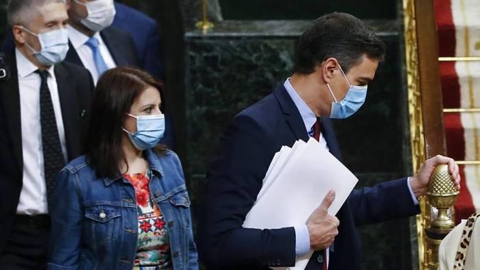 News video: Covid-19 in Spanien: Maskenpflicht verschärft