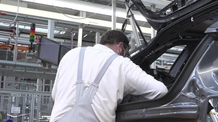 Video: Audi Wiederanlauf Produktion Ingolstadt