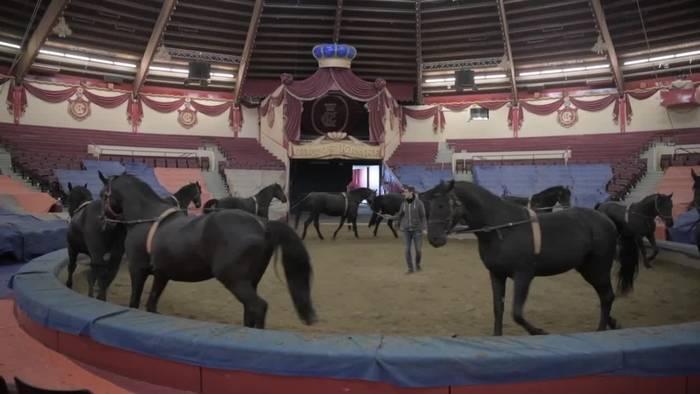 News video: Corona-Krise: Circus Krone ohne Netz und doppelten Boden