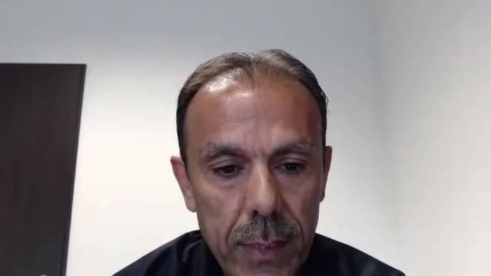 News video: Das sagt St. Paulis Cheftrainer Jos Luhukay vor dem Spiel in Darmstadt