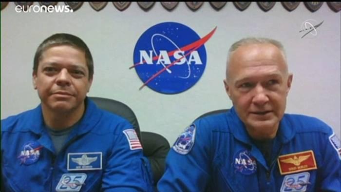 Video: USA vor erstem bemannten Weltraumstart seit 2011