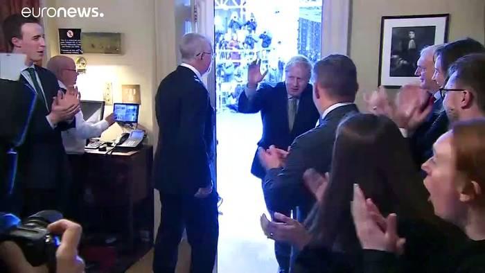 Video: Wegen Lockdown-Verstoß: Johnson-Berater Cummings unter Druck