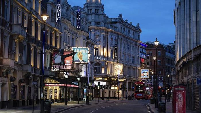 News video: London: