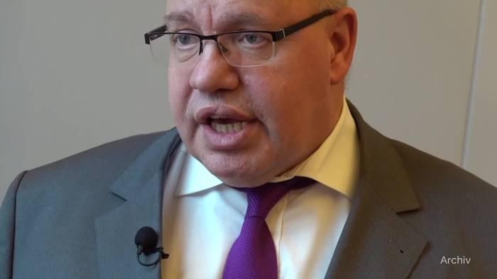News video: Altmaier plant weitere Milliardenhilfen für Mittelstand