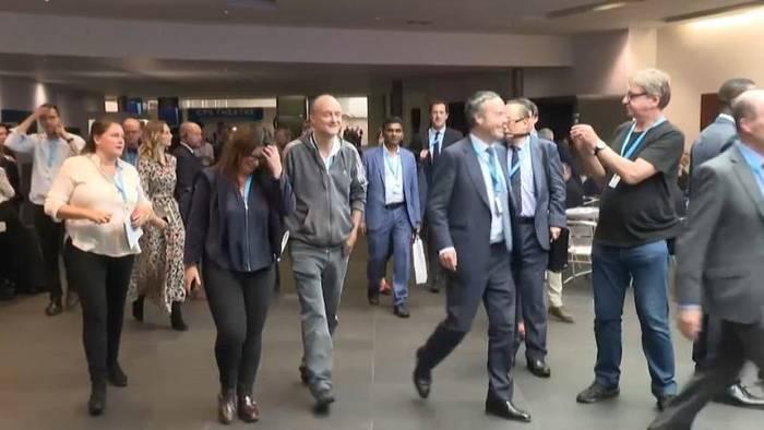 Video: Labour kritisiert Johnson in Berater-Affäre: