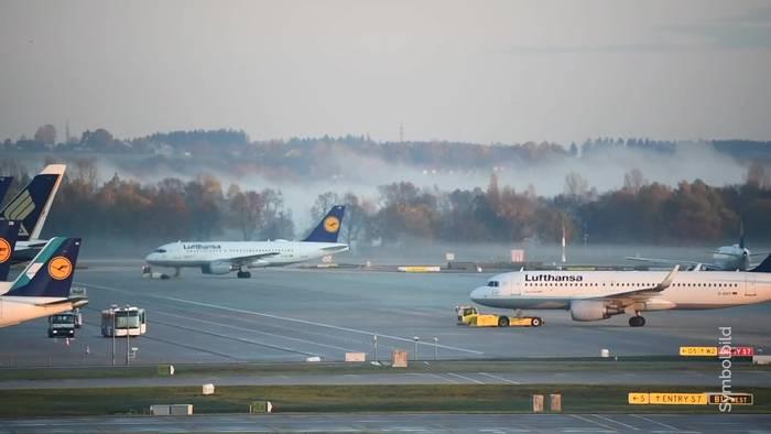 Video: Bundesregierung und Lufthansa einigen sich auf Rettungspaket
