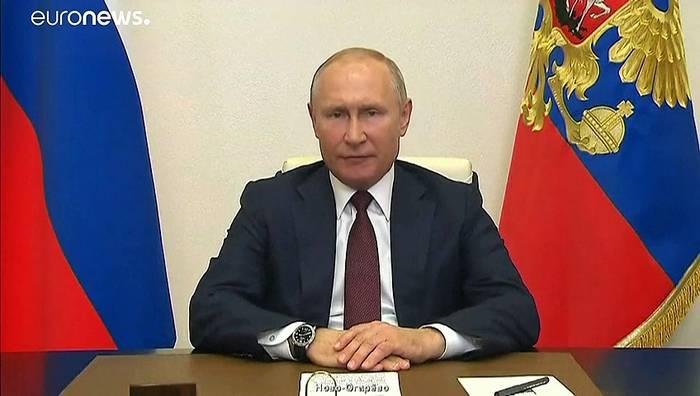 News video: Der Pandemie zum Trotz: Kreml holt Militärparade am 24. Juni nach