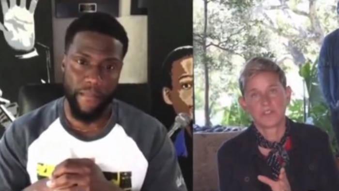 News video: Kevin Hart: Was für eine Nervensäge!