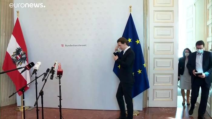 News video: Österreich back to Alltag: Kurz will