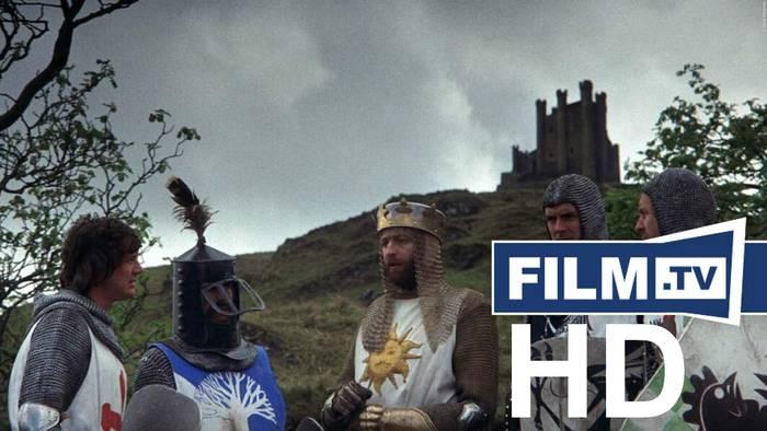 News video: Monty Python: Die Ritter Der Kokosnuß Trailer Englisch English (1975)