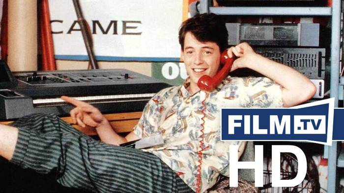 News video: Ferris Macht Blau Trailer Englisch English (1986)