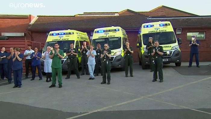 News video: Nach Covid-19 unverzichtbar: Briten brauchen EU-Pflegekräfte