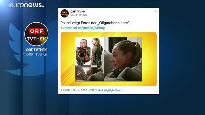 News video: Ibiza-Skandal in Österreich: Lockvogel mit Fotos gesucht