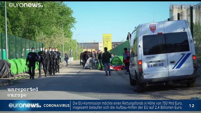 Video: So will von der Leyen die EU retten - Euronews am Abend vom 27.05.