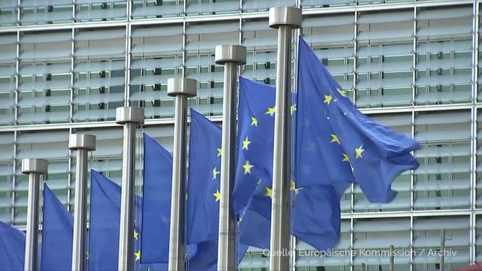 Video: EU-Kommission: 750 Milliarden Euro für Wiederaufbauprogramm