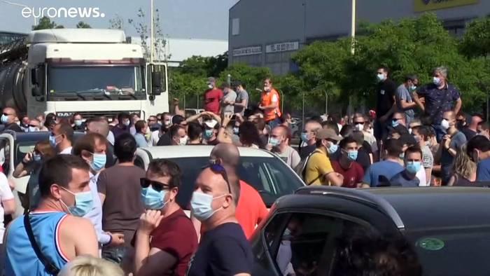 News video: Nissan schließt Werk in Barcelona: