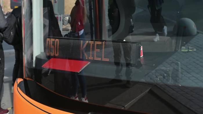 News video: Flixbus nimmt Betrieb wieder auf