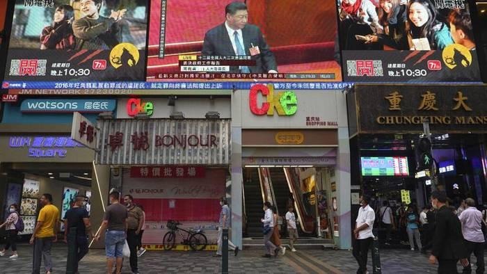 News video: China beschließt umstrittenes Sicherheitsgesetz für Hongkong