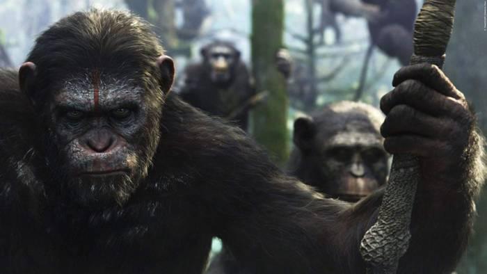 Video: Planet Der Affen 2 - Revolution Trailer Deutsch German (2014)