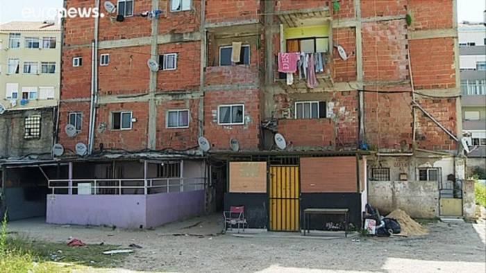 News video: Covid-19 in Lissabon: Seuchenrisiko Armut