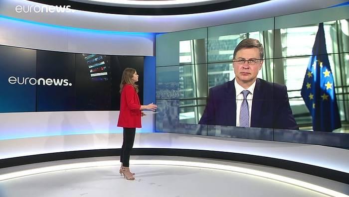 News video: Dombrovskis: