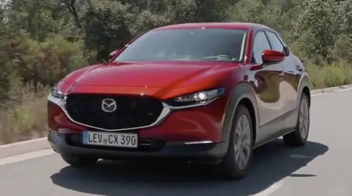 News video: Teuerste Ausstattungsoption gratis für neuen Mazda CX-30
