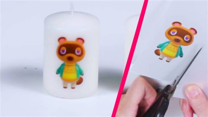 News video: So einfach kannst Du Kerzen selbst gestalten