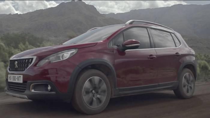 Video: Der neue PEUGEOT 2008 und e-2008 - markanter SUV mit vollelektrischer Version