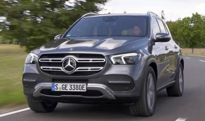 Video: Der neue Mercedes-AMG GLE 63 4MATIC+ und GLE 63 S 4MATIC+